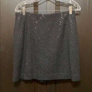 Ann Taylor Sequence Skirt